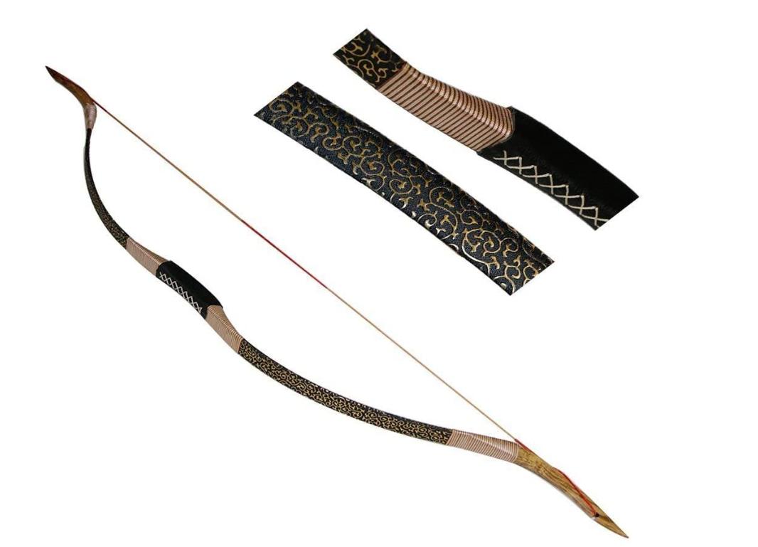 IRQ Traditional Handmade Longbow