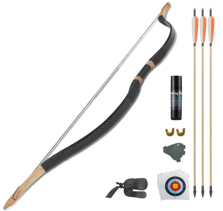 KAINOKAI Traditional Handmade Longbow