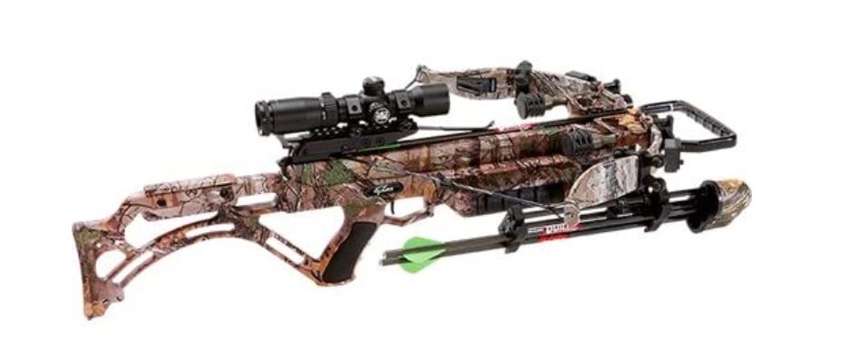 The Excalibur Micro Suppressor Crossbow